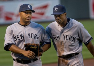 Vernon_Wells_and_Curtis_Granderson_on_May_22,_2013
